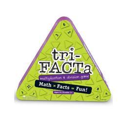 Joc matematic inovator - tri-FACTa - Learning Resources