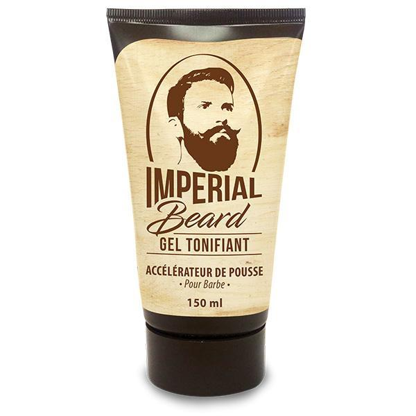 Gel tonifiant pentru crestere barba - Gel tonifiant pousse pour barbe, Imperial Beard 150ml imagine produs