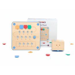Set invatare bazele programarii - Cubetto - certificat Montessori - Primo Toys