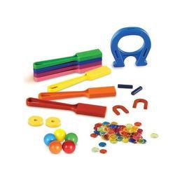 Set educativ - Superlaboratorul cu magneti - Learning Resources