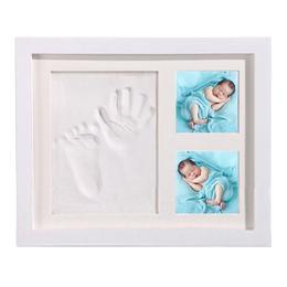 Rama amprenta pentru bebelusi si fotografie - Juliana