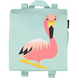 Ghiozdan vernil Flamingo - Coqenpate