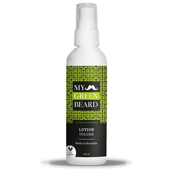 Tratament lotiune pentru volum barba, Beard Volume Lotion, My Green Beard 100ml