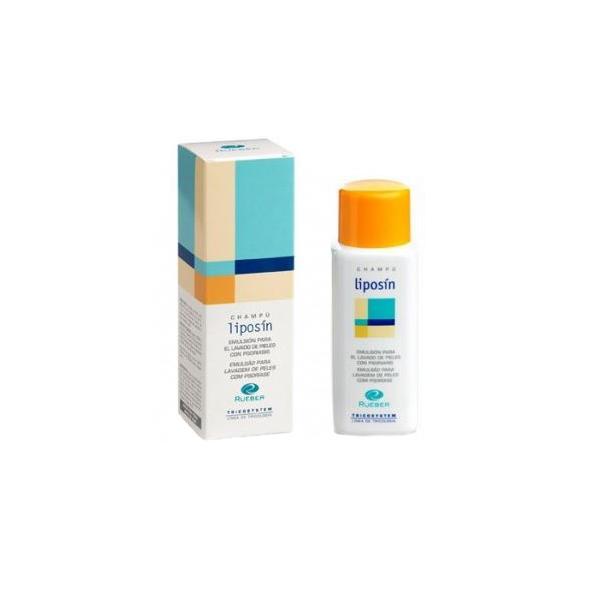 Sampon pentru spalat pielea afectata de psoriazis Rueber Liposin, 220ml