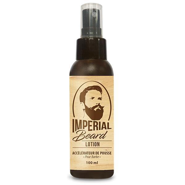 Tratament Lotiune accelerare crestere barba, Lotion Accelerator Pousse Barbe, Imperial Beard 100ml esteto.ro