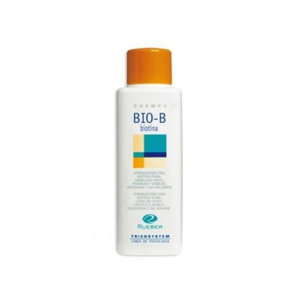 Sampon farmceutic cu biotina anticadere Rueber Bio B, 400 ml