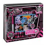 Jurnal secret Mattel cu comanda vocala Monster High - Mattel