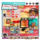 Set de joaca Mattel Mini Mixieqs sala de teatru - Mattel