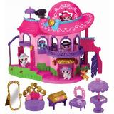Set de joaca Kitty Club Casuta cu accesorii si doua figurine - Dino