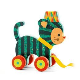 Jucărie de tras pisicuța neko - Djeco