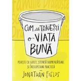 Cum sa traiesti o viata buna - Jonathan Fields, editura Litera