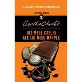 Ultimele cazuri ale lui Miss Marple - Agatha Christie, editura Litera