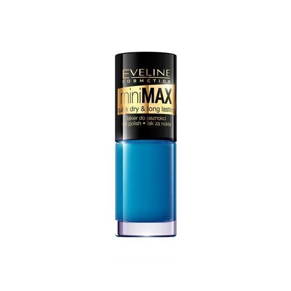 Lac de unghii Eveline Cosmetics miniMAX 5ml nuanta 160 imagine produs