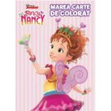 Disney. Fancy Nancy. Marea carte de colorat, editura Litera