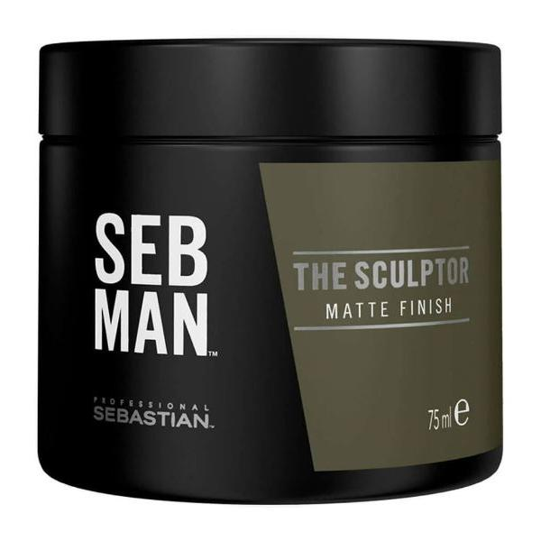Ceara cu finisaj mat Sebastian Professional SEB Man The Sculptor Matte Finish, 75 ml imagine produs
