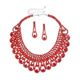 Set bijuterii Imperiale Ruby cu Swarovski elements - Imperiale