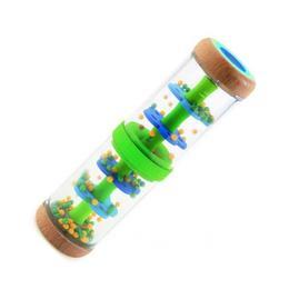 Jucărie bebe ploaie colorată - verde - Djeco