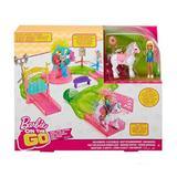 Set de joaca Barbie On the Go carnaval cu 20 piese - Dino