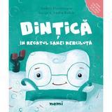 Dintica in regatul Zanei Merciluta - Andrei Dumitrascu, Andra Badea, editura Nemira