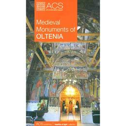 Medieval monuments of Oltenia - Corina Popa, editura Art Conservation Support
