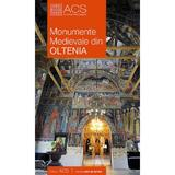 Monumente medievale din Oltenia - Corina Popa, editura Art Conservation Support