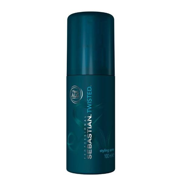 Spray fixativ pentru par cret Sebastian Professional Twisted Curl Reviver Styling Spray, 100 ml imagine produs