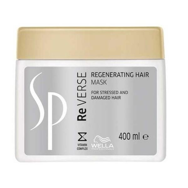 Masca Regeneranta pentru Par Wella Professionals SP Reverse Regenerating Hair Mask, 400 ml