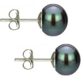 Set 5 Perechi Cercei Argint cu Perle Naturale de 7 mm - Cadouri si perle