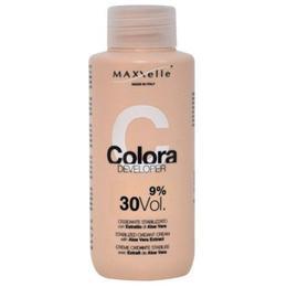 Oxidant cu Extract Organic de Aloe Vera – Maxxelle Colora Developer Stabilized Oxidant Cream with Aloe Vera Extract, 9% 30 Vol, 100ml de la esteto.ro