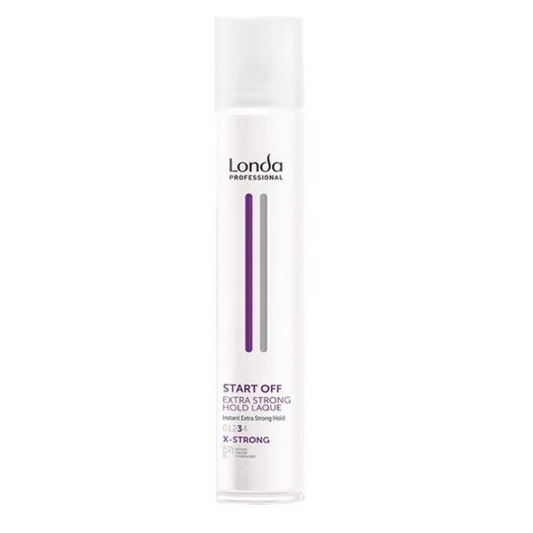 Fixativ de par Londa Professional Style Start Off Extra Strong Hold Laque, 500 ml imagine produs