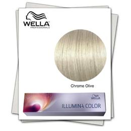 Vopsea Profesionla Wella Professionals Illumina Color Opal Essence Olive, 60 ml