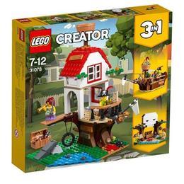 LEGO Creator - Comorile casutei din copac 31078 pentru 7-12 ani