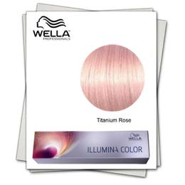 Vopsea Profesionla Wella Professionals Illumina Color Opal Essence Rose, 60 ml