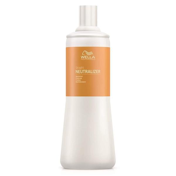 Neutralizator pentru Indreptarea Parului Wella Professionals Straighten It Neutralizer, 1000 ml