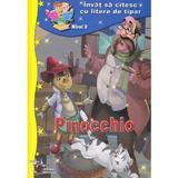 Pinocchio (invat sa citesc cu litere de tipar)