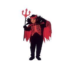 Costum de Diavol, marimea 128 cm - Wildmann