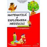 Matematica si explorarea mediului clasa pregatitoare - valentina stefan-caradeanu
