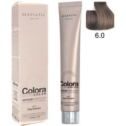 Vopsea Profesionala cu Extract de Goji – Maxxelle Colora Ultracolor Antiage Haircolor, nuanta 6.0 Dark Blonde de la esteto.ro