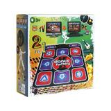 Covor interactiv Paradiso Toys Set de dans 2 in 1 cu accesorii