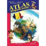 Atlas geografic scolar - catalin gogota, adina gogota
