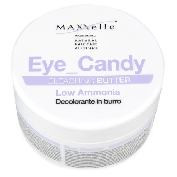 Unt Decolorant - Maxxelle Eye Candy Bleaching Butter, 220g poza
