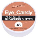 Unt Decolorant Pigmentat - Maxxelle Eye Candy Pigmented Bleaching Butter, nuanta 46 Lotus Flower, 100g