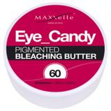 Unt Decolorant Pigmentat - Maxxelle Eye Candy Pigmented Bleaching Butter, nuanta 60 Black Cherry, 100g