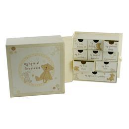 Cutie cu sertare pentru amintiri bebelusi - Juliana