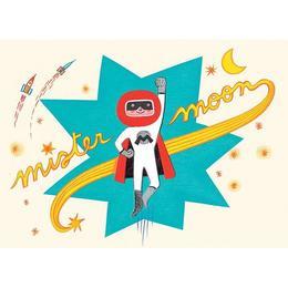 Cutie muzicală mister moon - Djeco