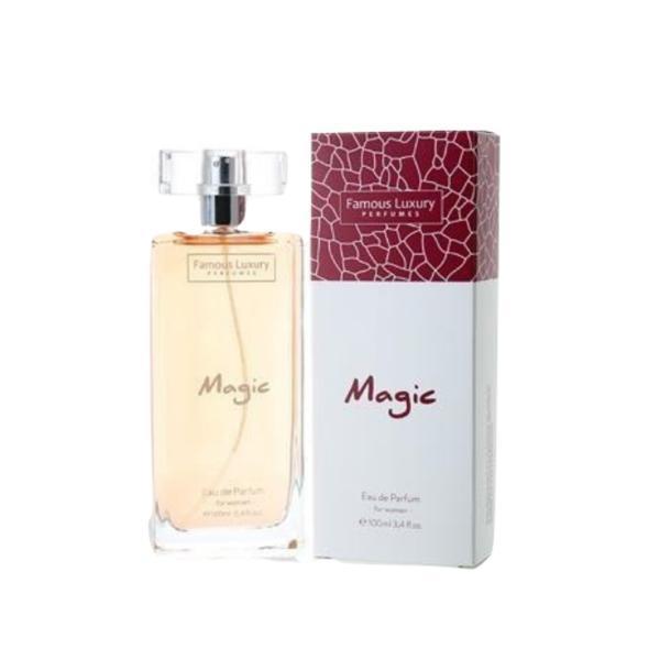 Apa De Parfum Pentru Femei Magic Famous Luxury Perfumes 100 Ml