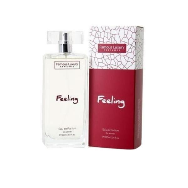 Apa de parfum pentru femei Feeling Famous Luxury Perfumes 100 ml