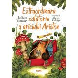 Extraordinara calatorie a ariciului Ariston autor Alexia Udriste, editura Nemi
