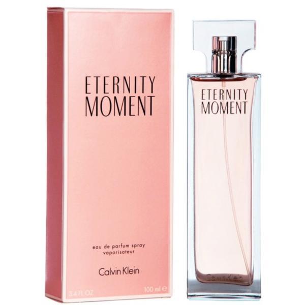 Apa de Parfum Calvin Klein Eternity Moment, Femei, 100ml imagine produs