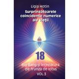 Surprinzatoarele coincidente numerice ale vietii vol.3 - Ligia Hotin, editura Letras
